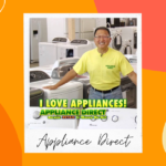 Appliance Direct commercial star and founder Sam Pak