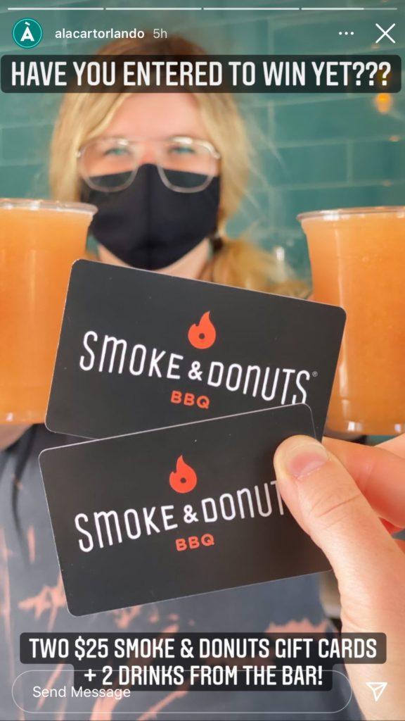 Orlando small business: À La Carte